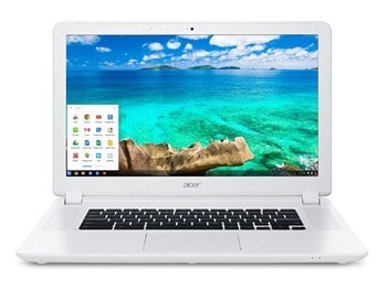 Acer Chromebook laptop for college student