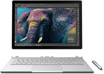 Microsoft Surface Book 2-in-1 Laptop