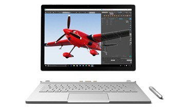Microsoft Surface Book with SSD