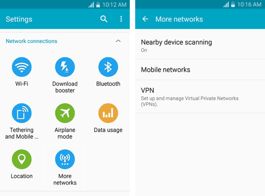 Not Registered On Network In Samsung Or Android – How To Fix | BLW