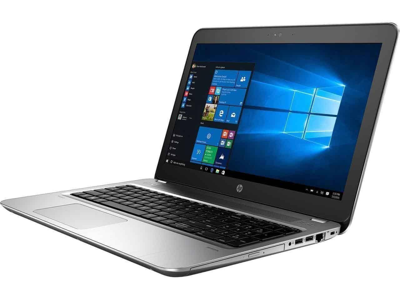 2017 HP ProBook 450 G4