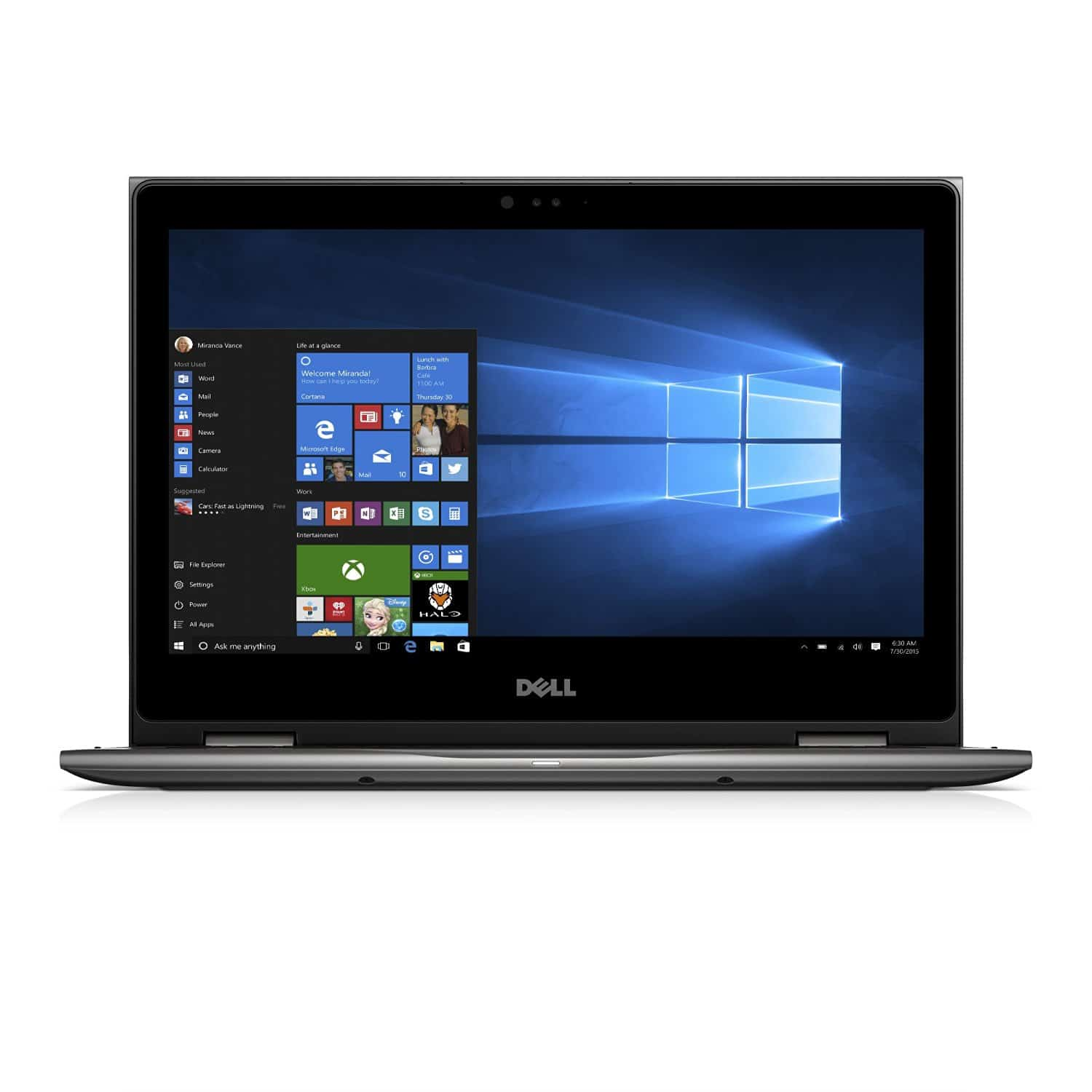 Dell Inspiron 2-in-1 laptop