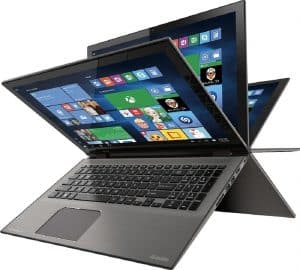 Satellite Radius 2-in-1 Laptop