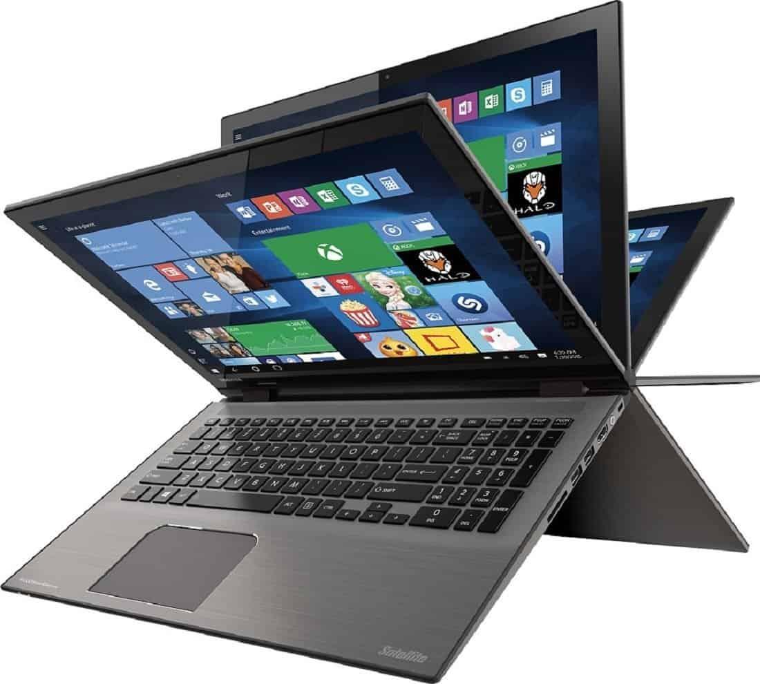 Satellite Radius 2-in-1 Laptop