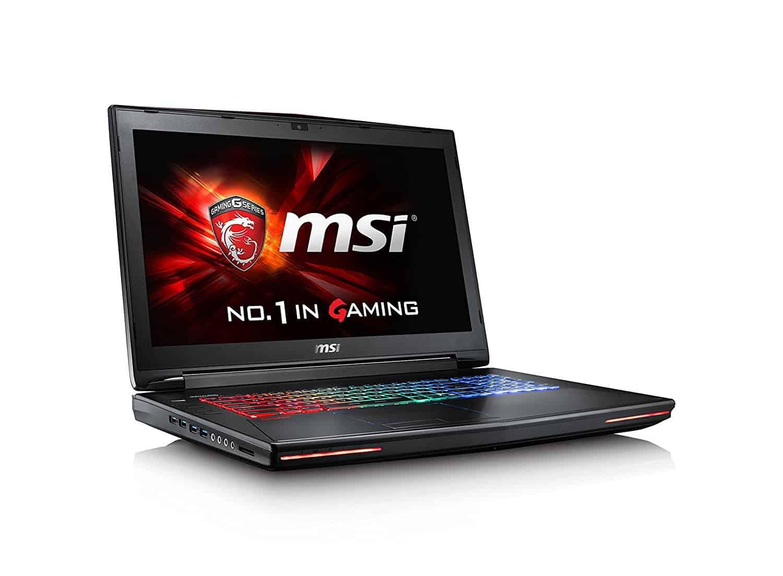 MSI GT72VR Dominator-449 Pro 17