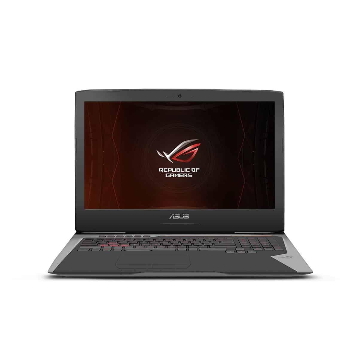 ASUS ROG G752VS OC Edition Gaming Laptop