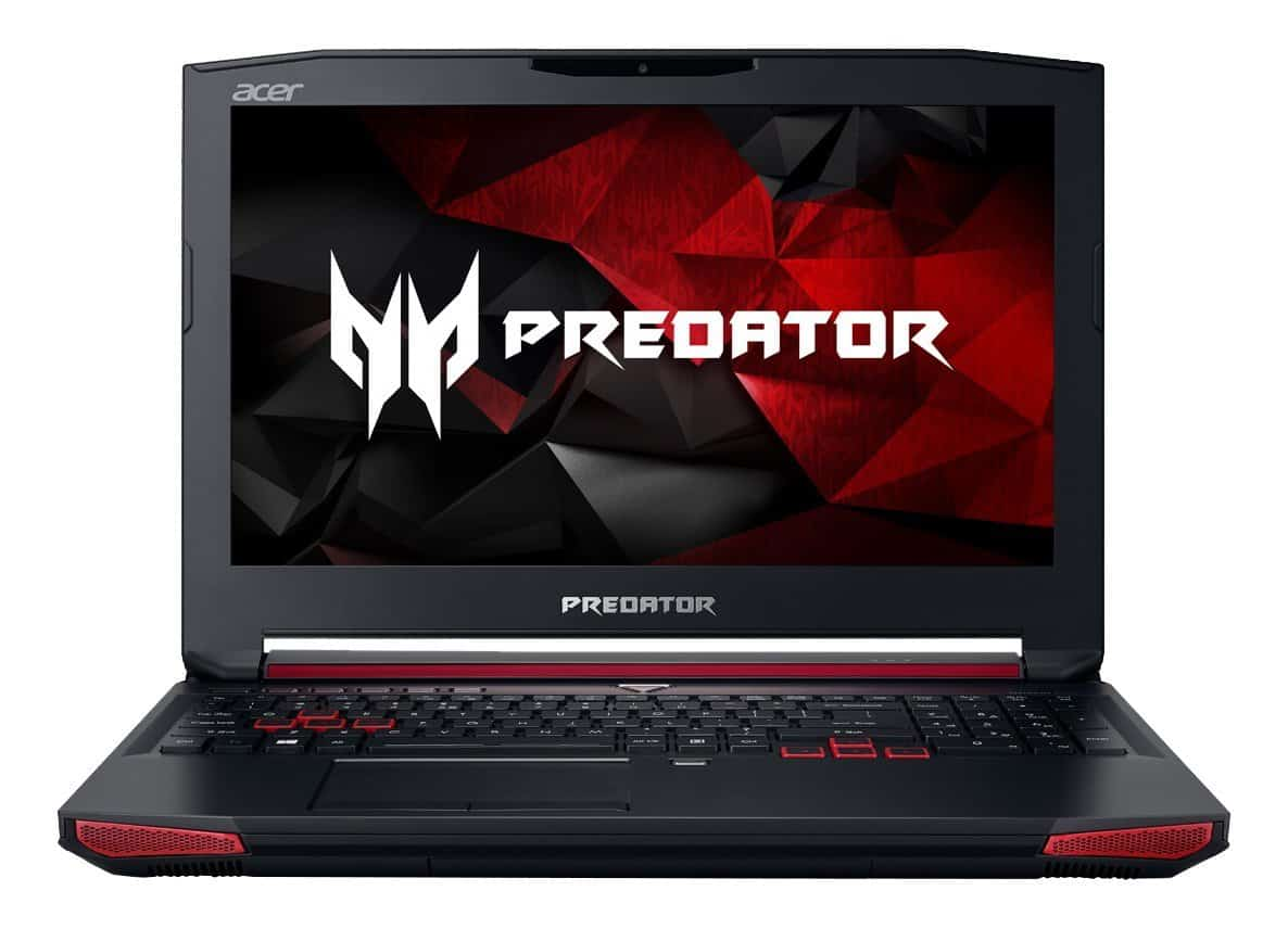 Acer Predator 15 Gaming Laptop
