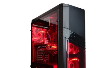 CYBERPOWERPC Gamer Xtreme GXi10180A Desktop Gaming PC
