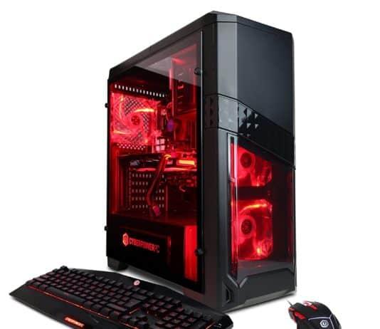 CYBERPOWERPC Gamer Xtreme GXi10180A Desktop Gaming PC