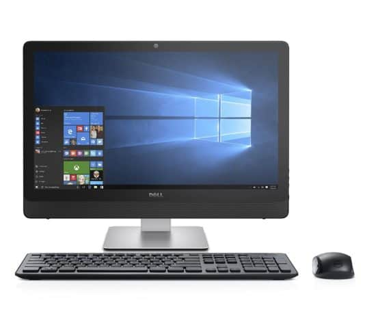 Dell Inspiron 3464 i3464-3038BLK-PUS All-in-One Desktop