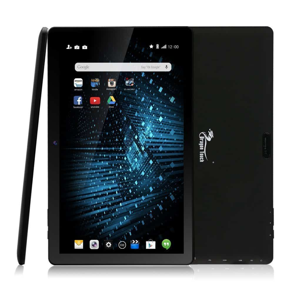 Dragon Touch X10 10.6 inch Octa Core CPU Android Tablet