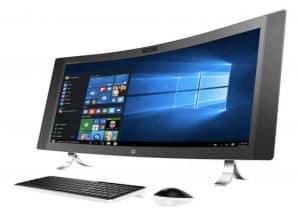HP ENVY 34 CURVED Desktop