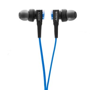 Sony MDR-XB50AP:L Extra Bass Earbud Headset