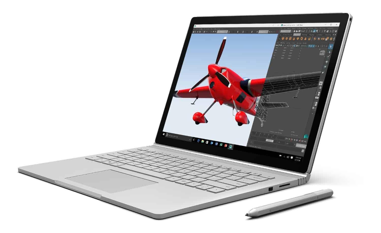 Microsoft Surface Book CR9-00001