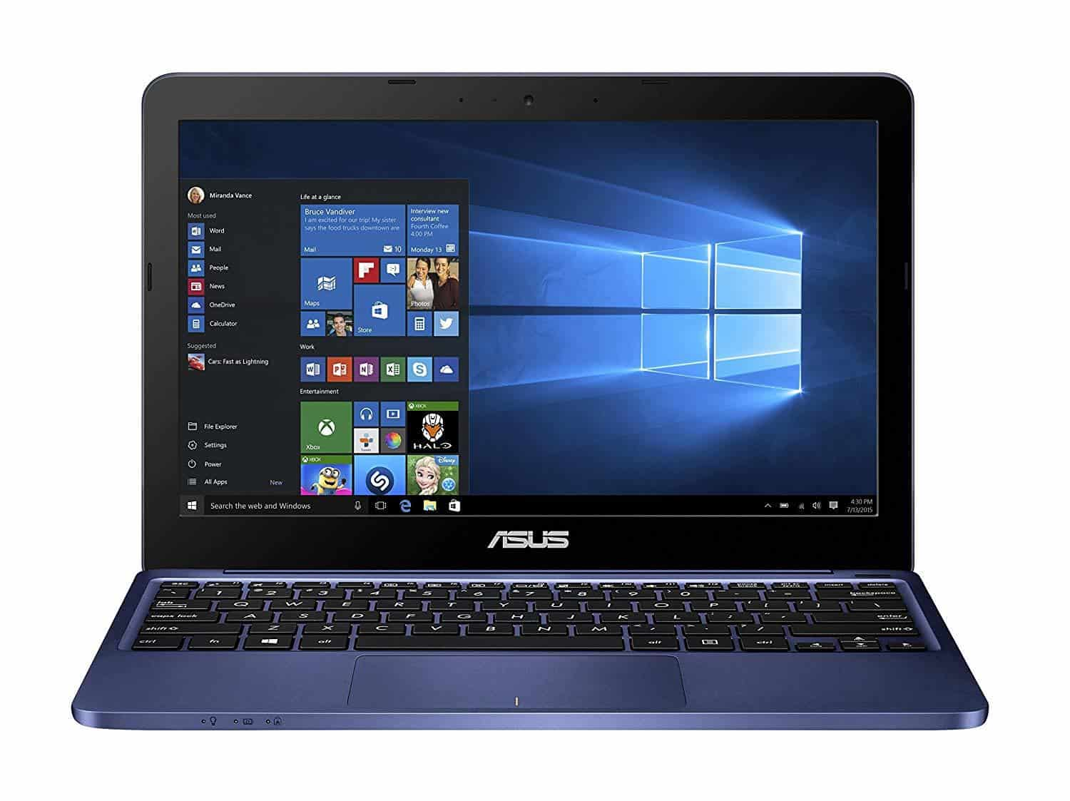 ASUS EEEBOOK E200HA Review