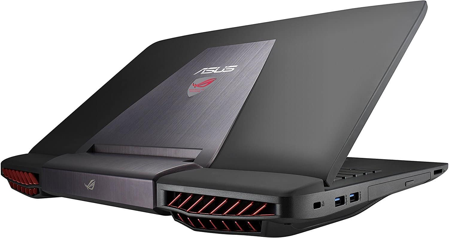 ASUS ROG G751JY-VS71 Review