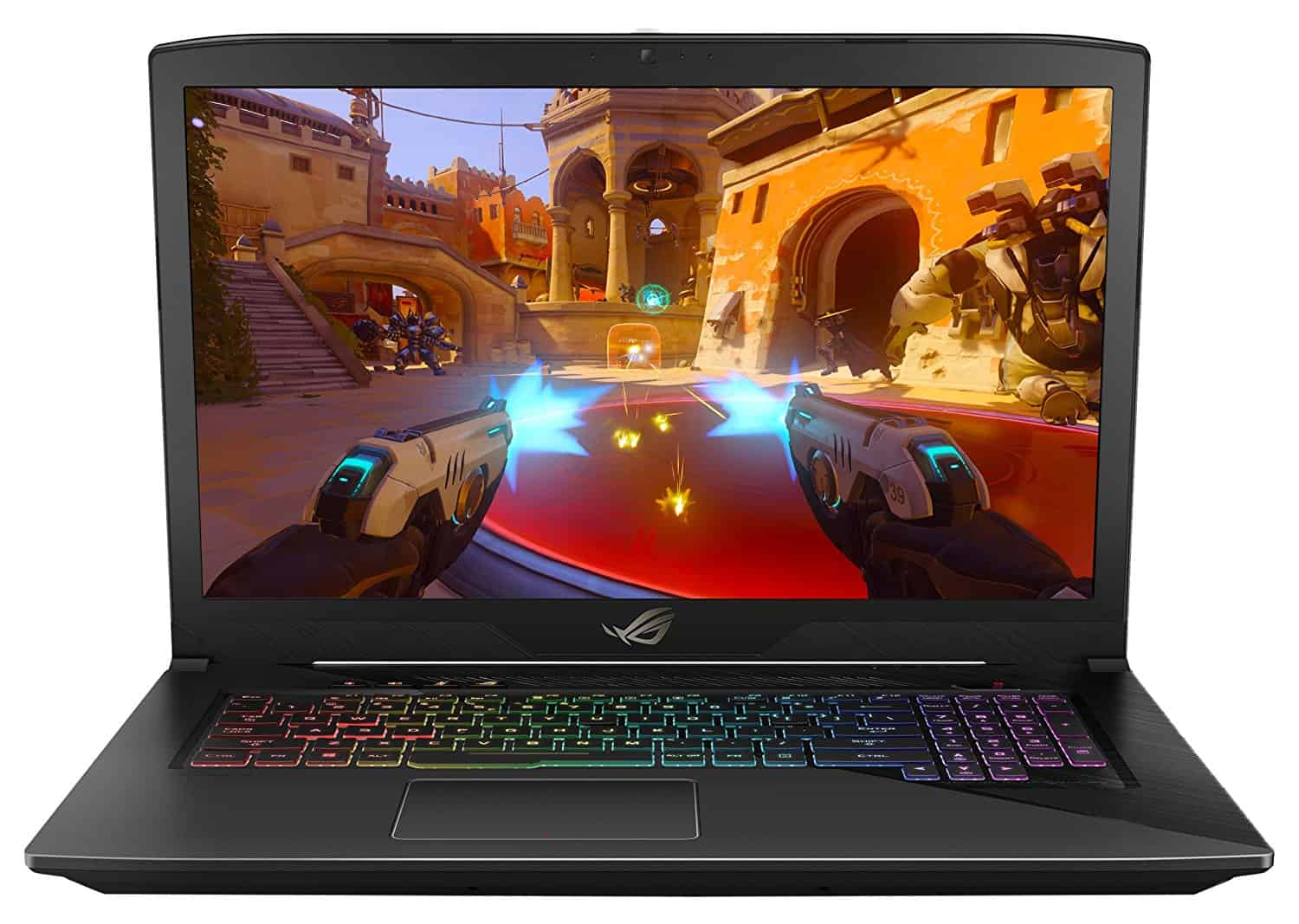 ASUS ROG STRIX GL703VD Review