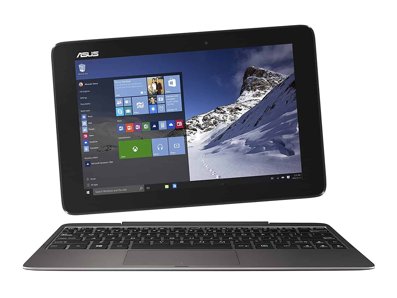 ASUS Transformer Book Review