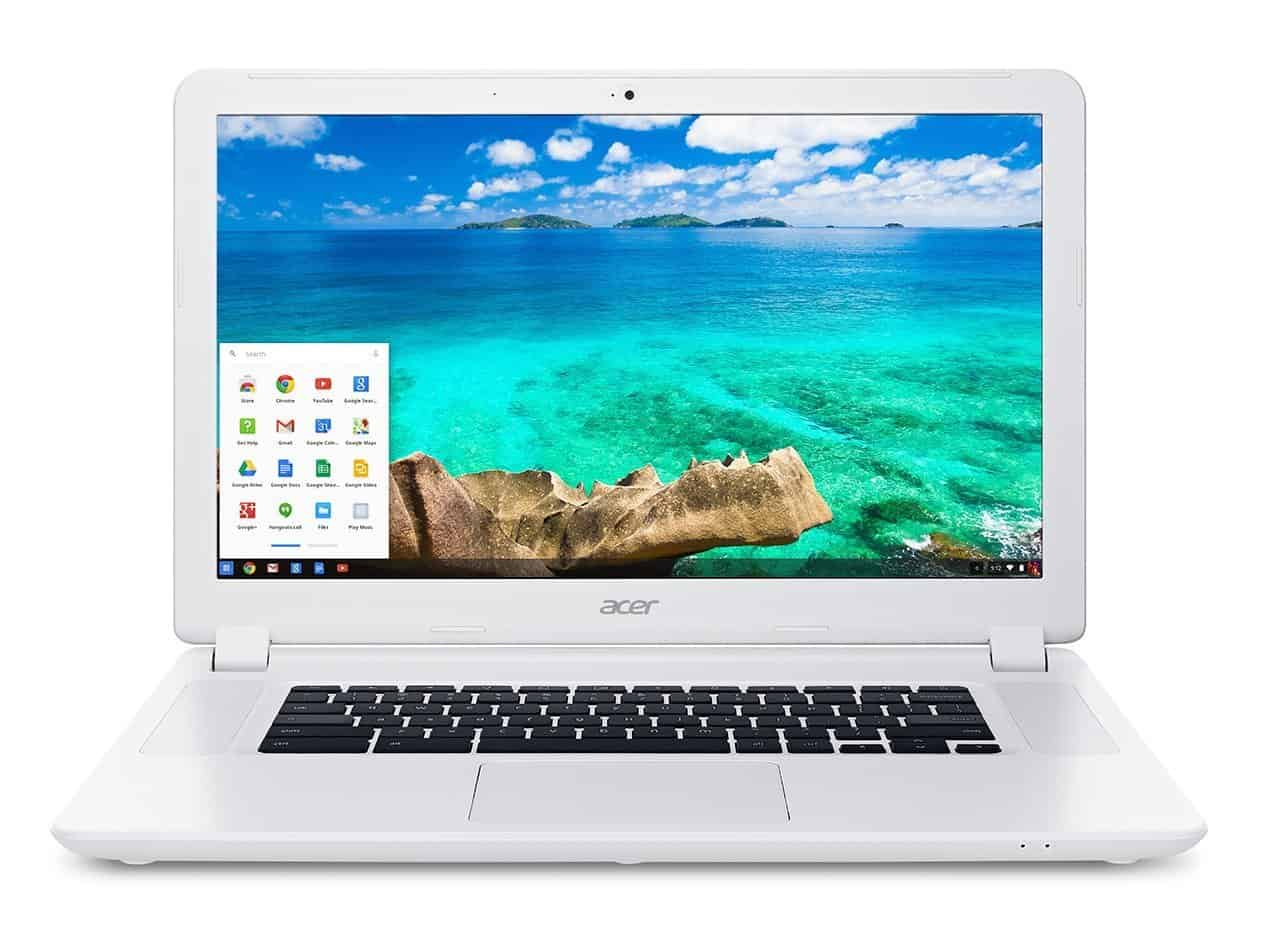 Acer Chromebook 15 Review