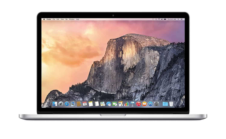 Apple 15 Inch MacBook Pro Laptop