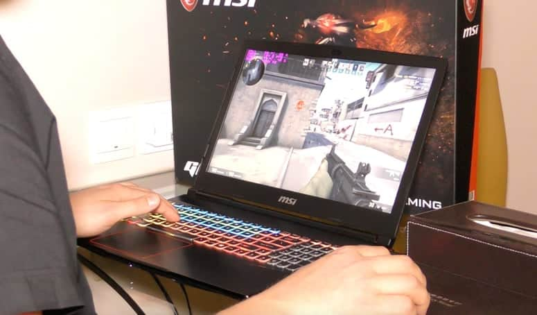 CS GO Laptops Review