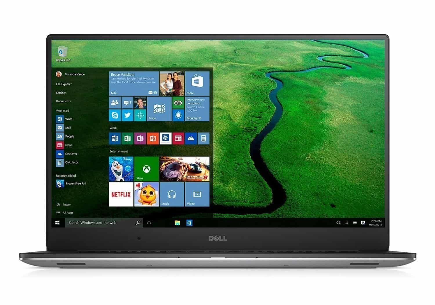Dell Precision M5510 Review