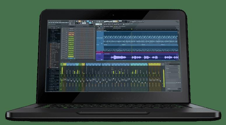 FL Studio Laptops 2018