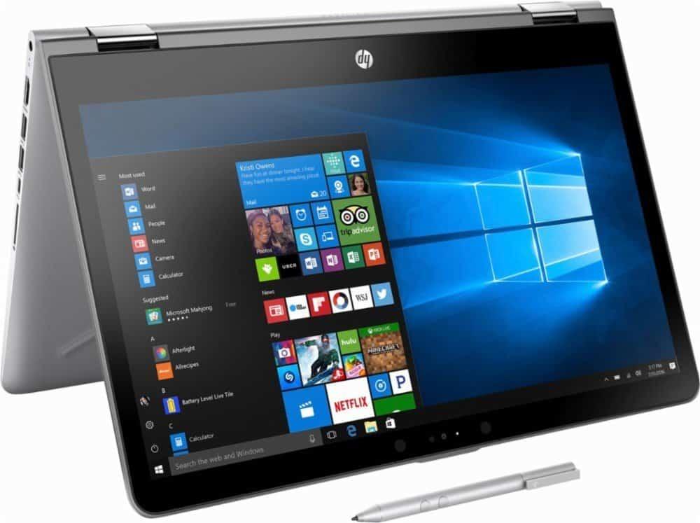 HP Pavilion X360 Review