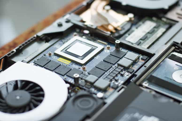 Laptop GPU in Laptop