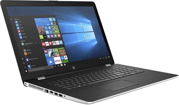 2017 HP 17.3 Business Flagship Laptop Review