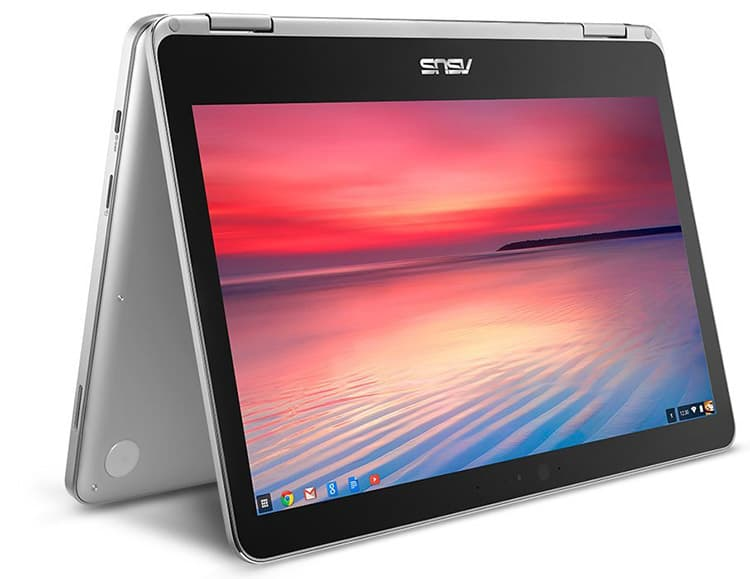 ASUS C302CA-DHM4 Chromebook Flip Review