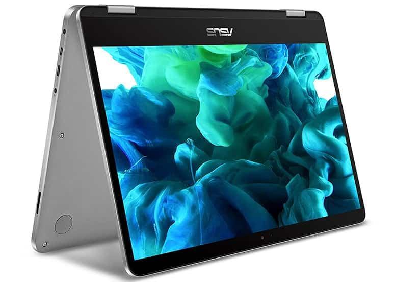 ASUS TP401MA-YS02 VivoBook Review