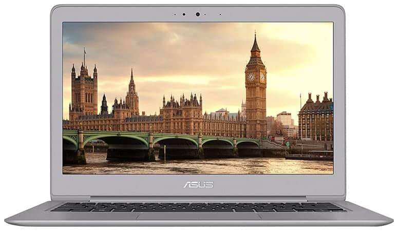 ASUS ZenBook 13 Ultra-Slim Laptop Review