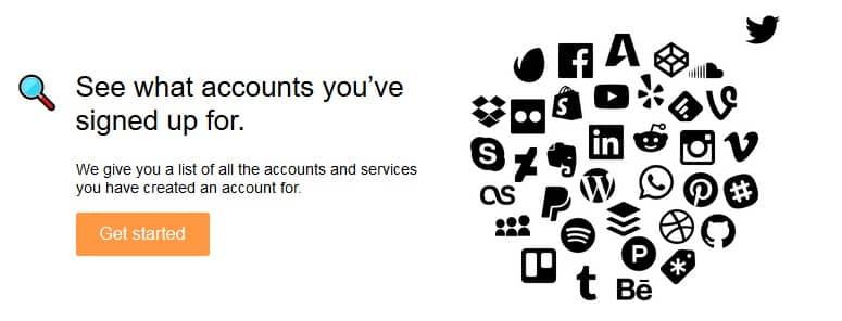 Deseat.me Accounts