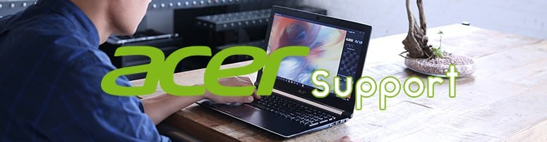 Support Acer