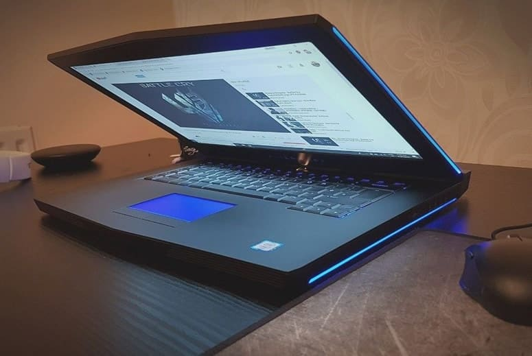 Alienware 4k Laptop