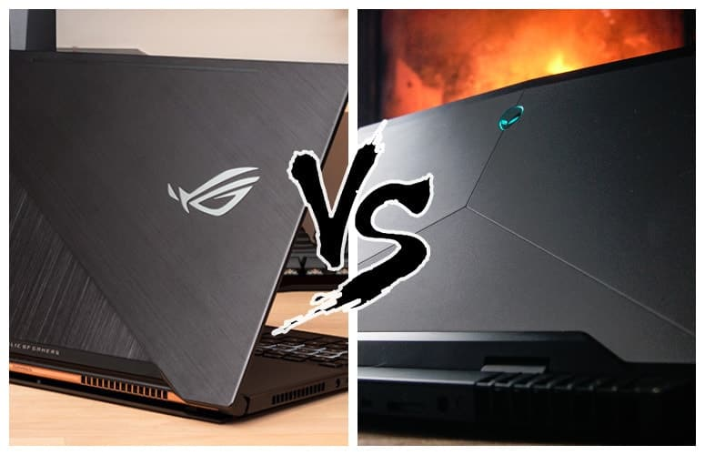 Asus ROG Vs Alienware: Which Model Is Better? [2019 Edition]