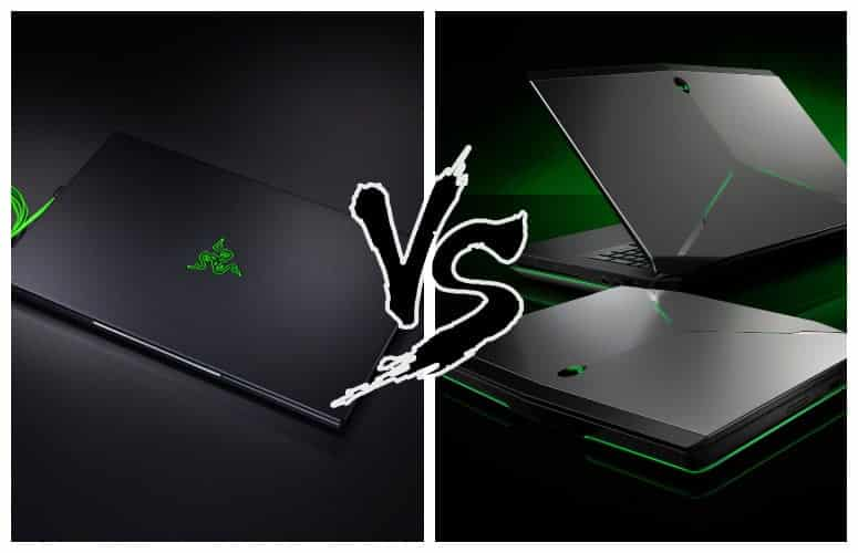 Alienware Vs Razer >> Razer Vs Alienware Laptops Which Brand Is Better 2019 Edition