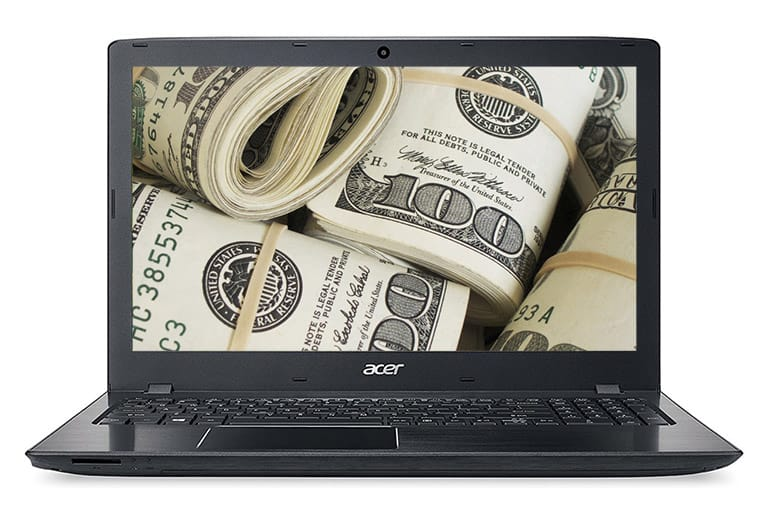 Acer Laptop Price