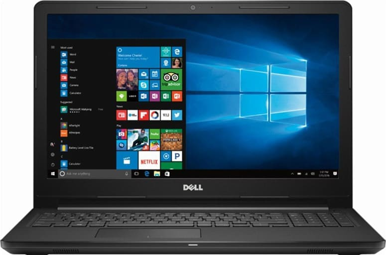 DELL I3565-A453BLK-PUS Review