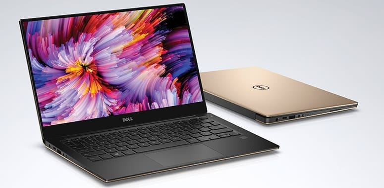 XPS 13 Touch Notebooks