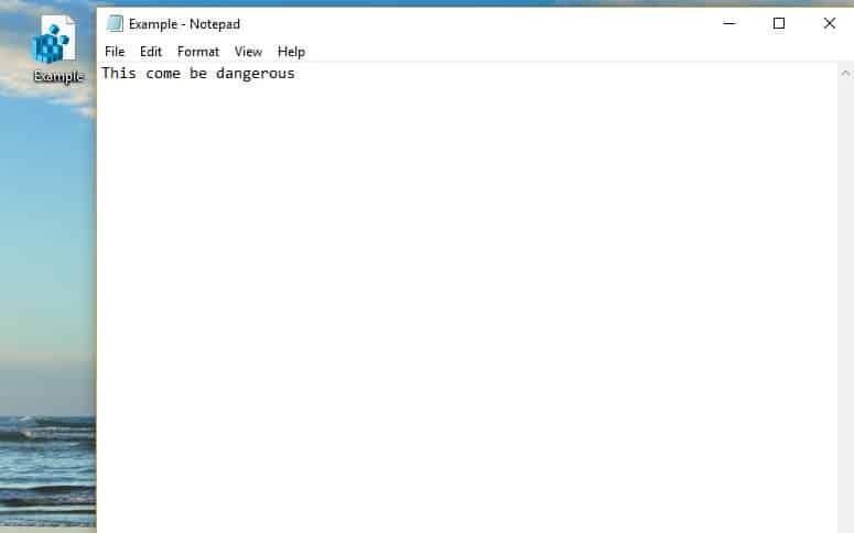 Reg File example