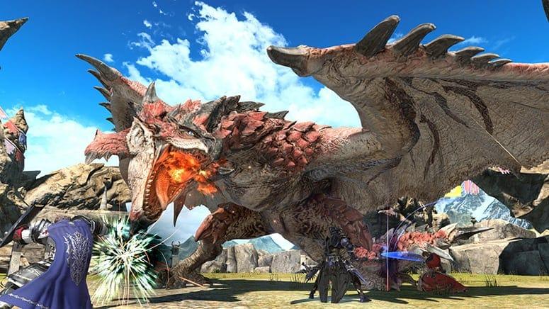 Final Fantasy 14 MMO