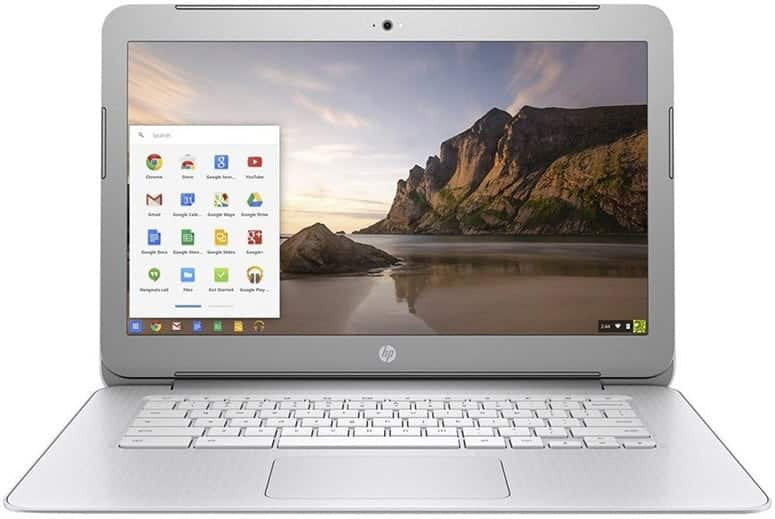 HP 14-inch Chromebook Review