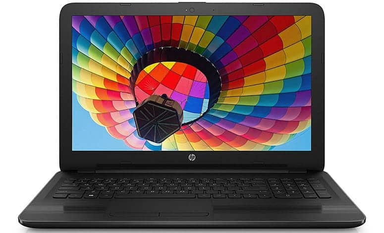 HP Notebook Vibrant Display E2 7110 Review