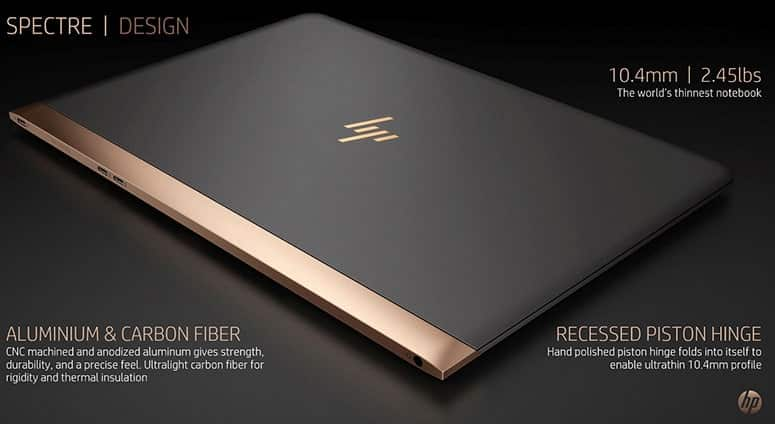 HP Spectre Designs