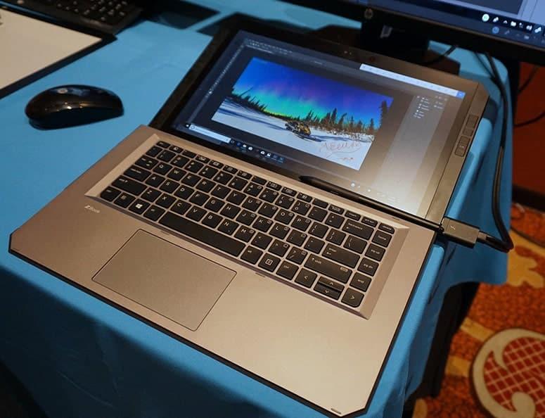 HP ZBook x2 Creative Laptop