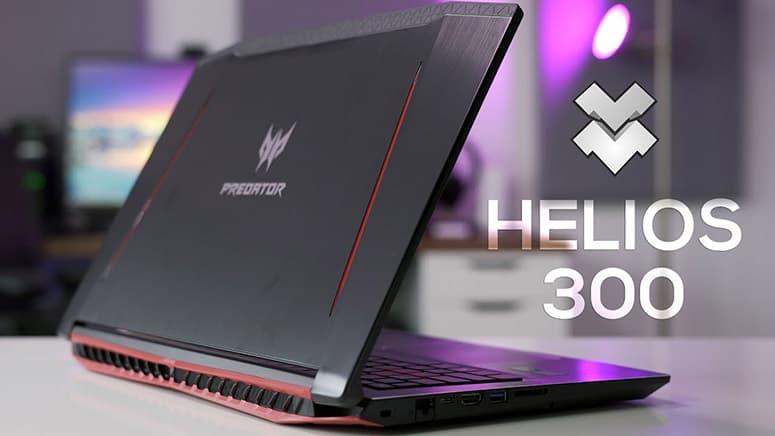 Helios 300 Predator