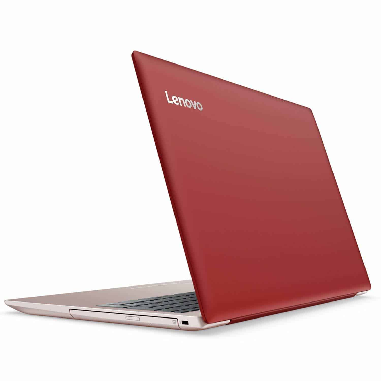 Lenovo Ideapad 320 Red Review