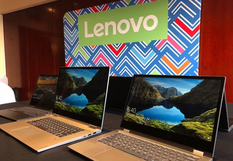 Lenovo Lineups